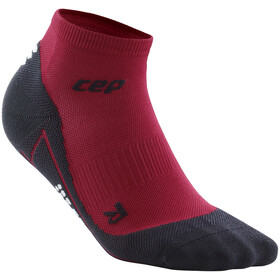 cep Compression Low Cut Socks Women cardio cherry
